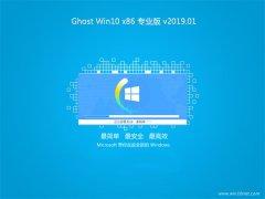 技术员联盟Ghost Win10x86 全新专业版 2019.01月(绝对激活)