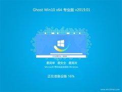 大番茄Ghost Win10 X64位 快速专业版 2019V01(免激活)