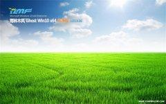 雨林木风Ghost Win10 (64位) 电脑城纯净版V2019年06月(永久激活)